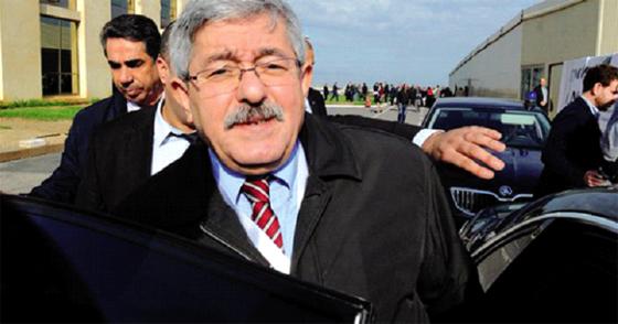Ouyahia inaugure un nouveau complexe gazier