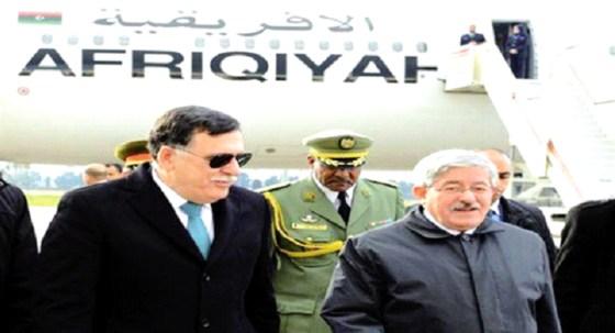 Président du Conseil libyen : Alger pour une solution politique à la crise