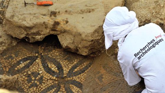Acquisition et sauvegarde des collections et pièces archéologiques