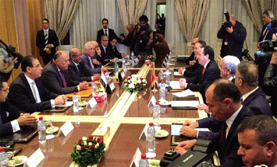 Réunion ministérielle : L'après Skhirat en question