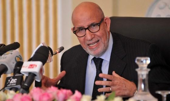 Derbal : Les Algériens votent pour les personnes