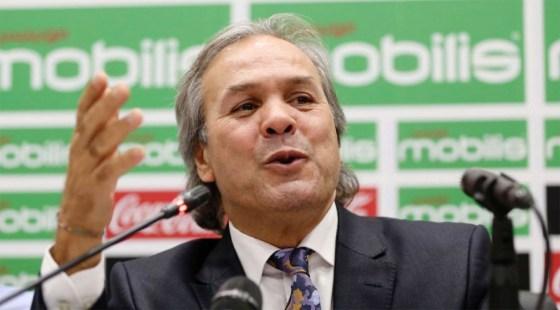Sélection algérienne A' : Madjer «globalement satisfait» du stage