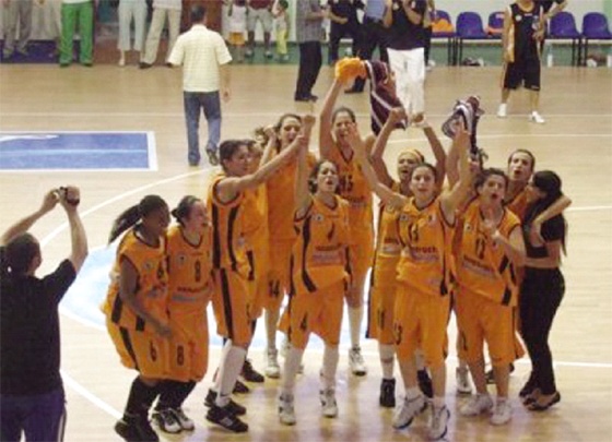 Deuxième succès du GSP face à Homentmen du Liban (67-65)