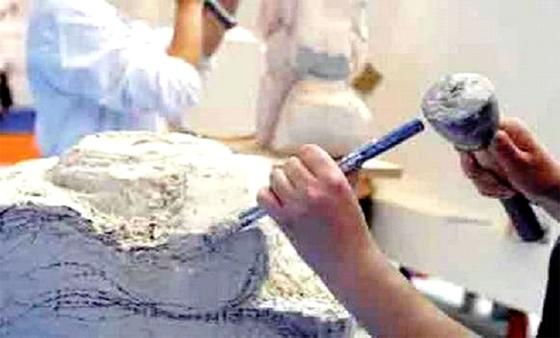 L'art de la taille de la pierre : une pratique ancestrale