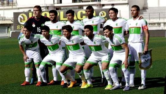 Sélection nationale masculine U20 : Les Verts à Tunis