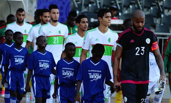 L'Iran et le Portugal adversaires des Verts en amical (FAF)