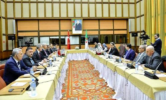 Algéro-turque : Des entretiens parlementaires pour renforcer les relations