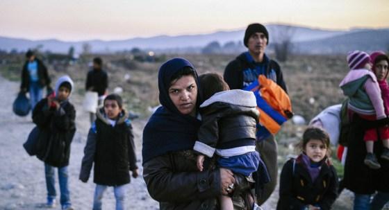 L'ONU appelle les Etats à se préparer à de larges mouvements de migrant