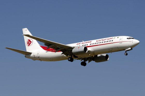 Un avion d'Air Algérie intercepté par l'aviation française