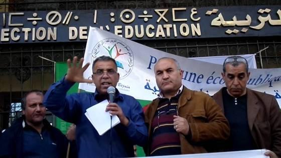 Le CNAPESTE de Tizi Ouzou met fin à la grève