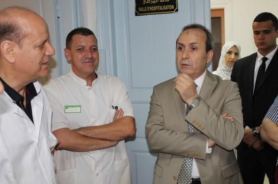 Suppression du service civil pour les médecins : le niet de Hasbellaoui