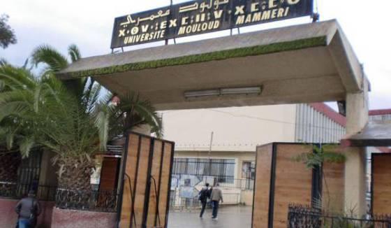 Affrontements entre des étudiants et les forces de l'ordre à Tizi Ouzou