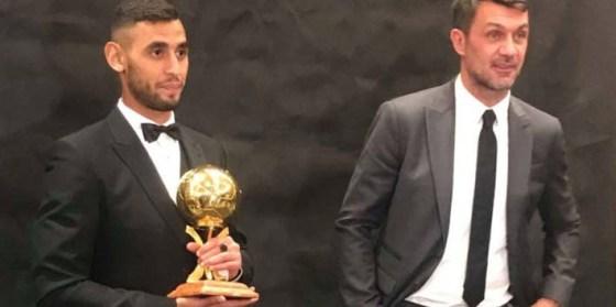 Faouzi Ghoulam sacré Ballon d'Or 2017
