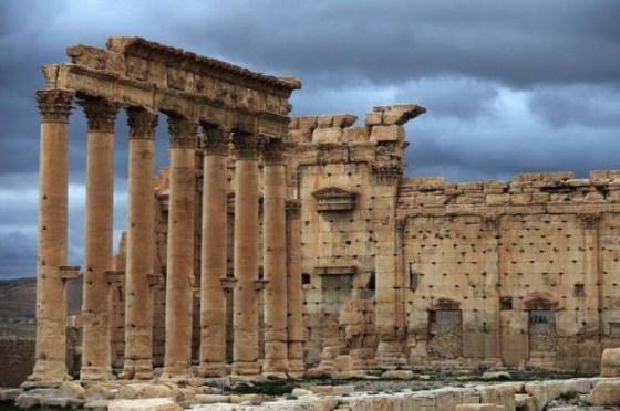 De Palmyre à Alep, la Syrie en guerre perd son patrimoine