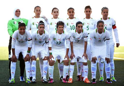 CAN de football (féminine): L'Algérie s'incline devant le Cameroun 2-0