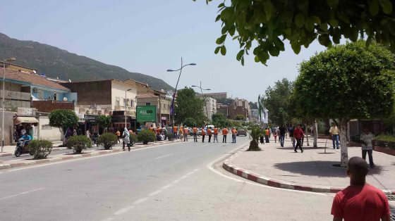 Marches et rassemblements à répétition à Bejaïa