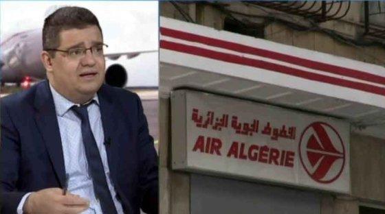 """L'équilibre financier d'Air Algérie est """"fragile"""""""