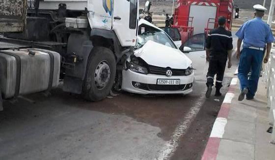 43 personnes tuées sur les routes de Constantine