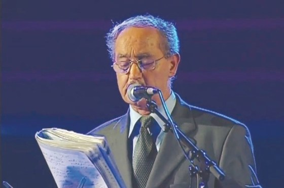 Hommage au chantre Cherif Kheddam à Tizi-Ouzou