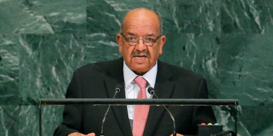Messahel plaide pour un retour au processus de paix au Mali