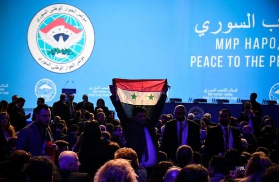 Sotchi nouvelle étape du règlement de la crise syrienne