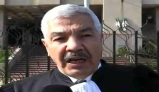 Maître Amara Mohsen placé en détention provisoire