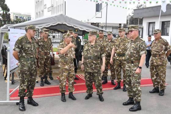 """Gaid Salah: la sécurité de l'Algérie """"motif intrinsèque de l'existence de l'ANP"""""""