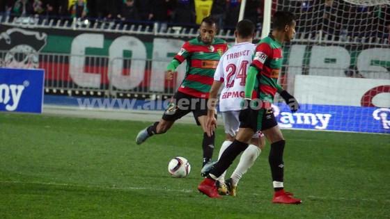 Coupe d'Algérie : Le MCA  en quart aux dépens du tenant du titre
