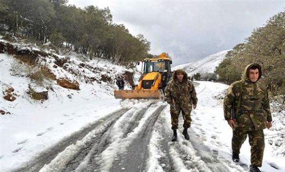 Intervention de l'ANP pour rouvrir les routes coupées