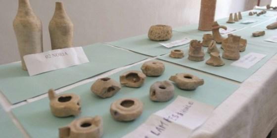 Algérie: 800 pièces archéologiques volées récupérées par la police des frontières