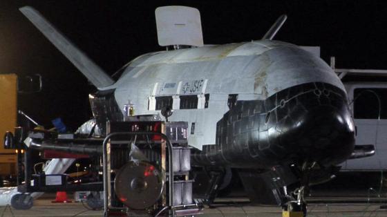 Un avion américain a survolé la terre pendant deux ans