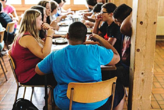 Environ 17 % des enfants souffrent d'obésité