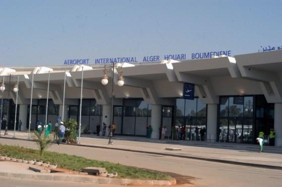 De nouvelles arrestations à l'aéroport d'Alger