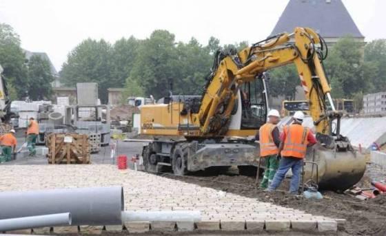 Le secteur des travaux publics mobilisé