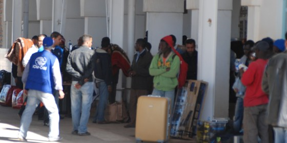 Chasse aux migrants subsahariens dans les chantiers d'Alger