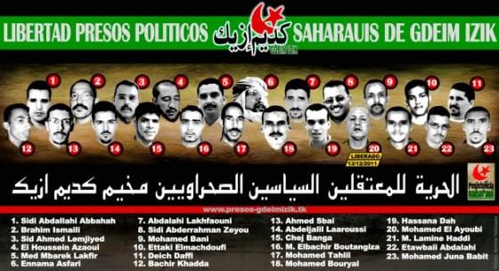 Indignation des avocates du groupe de Gdeim Izik après leur expulsion du Maroc