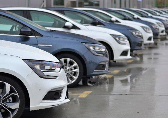 Nette augmentation des importations des véhicules en 2017