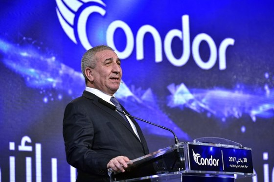 Le groupe Condor s'implique dans l'action humanitaire