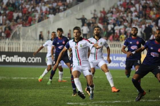 Ligue des champions :  MC Alger – AS Otoho D'Oyo (19 h)