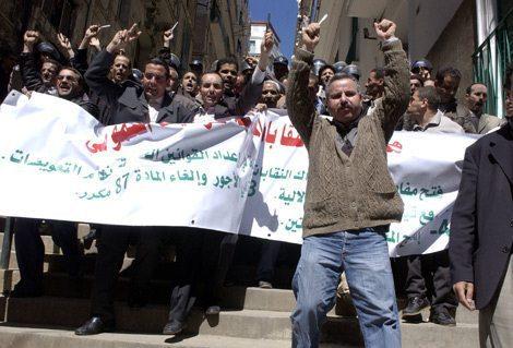 Deuxième jour de grève de l'Intersyndicale de l'éducation:Le débrayage suivi à plus de 75%