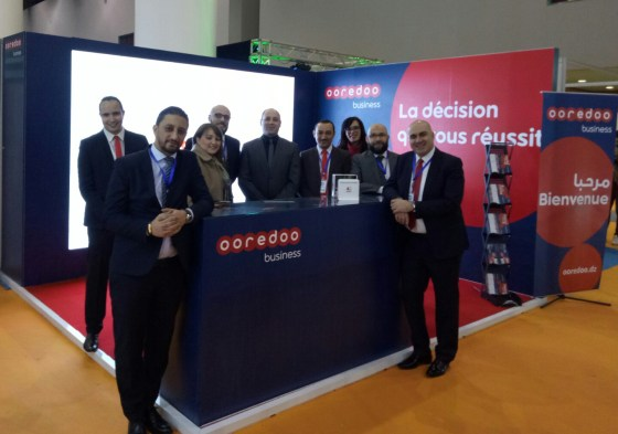 Ooredoo présente ses innovations au Salon International du Tourisme