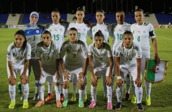 CAN-2014 Dames : L'Algerie quitte la compétition avec une lourde défaite