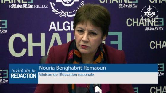 Benghebrit accuse les syndicats d'incitation aux troubles