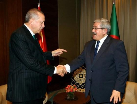 Algérie –Turquie :Signature de sept accords dans divers domaines