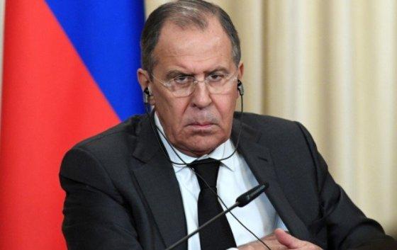 Lavrov : «Les USA préparent l'Europe à l'utilisation d'armes nucléaires»