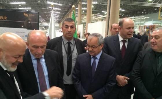 Inauguration d'une nouvelle maison de l'artisanat à Tizi-Ouzou