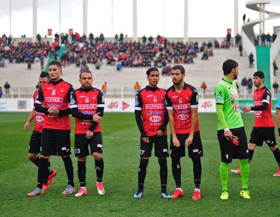 Coupe de la CAF: l'USM Alger tenue en échec mais se qualifie