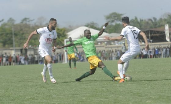 Ligue des champions d'Afrique de football:  L'ES Sétif se qualifie avec aisance