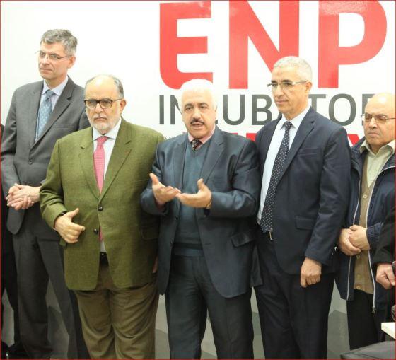 Lancement de la deuxième campagne du «ENP Incubator by Djezzy»