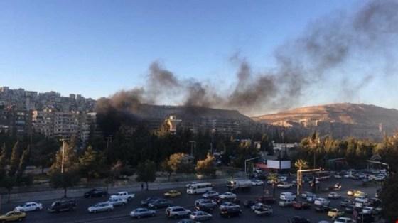 Les rebelles  syriens ciblent les civils à Damas: 38 morts et 40 blessés
